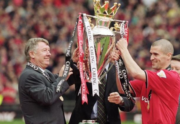Roy Keane Menangis Saat Pergi Dari Old Trafford