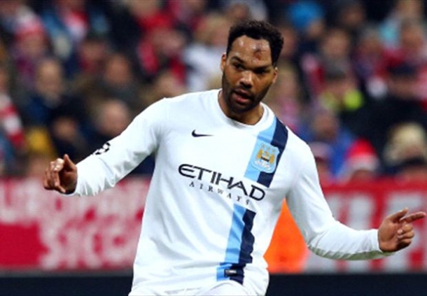 Manchester City Masih Enggan Lepas Joleon Lescott