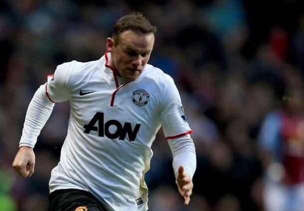 Giggs Anggap Rooney Sedang Di Puncak Penampilannya