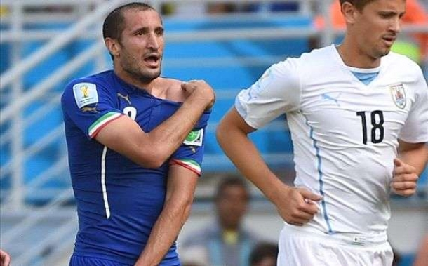 Giorgio Cheillini Di Sebut Oleh Diego Lugano Sebagai Pengecut