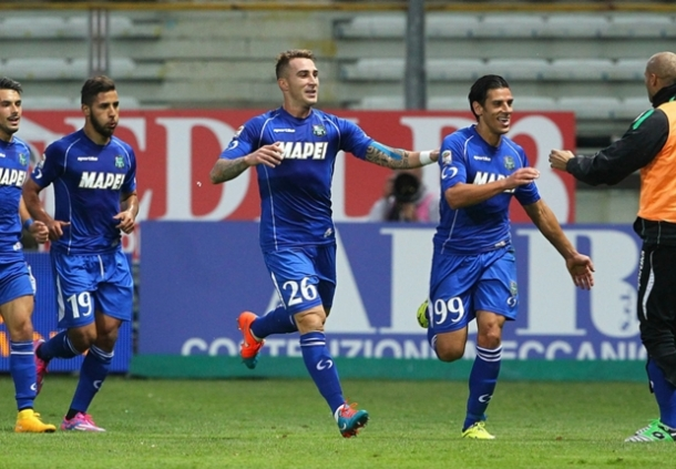 Parma 1-3 Sasuolo