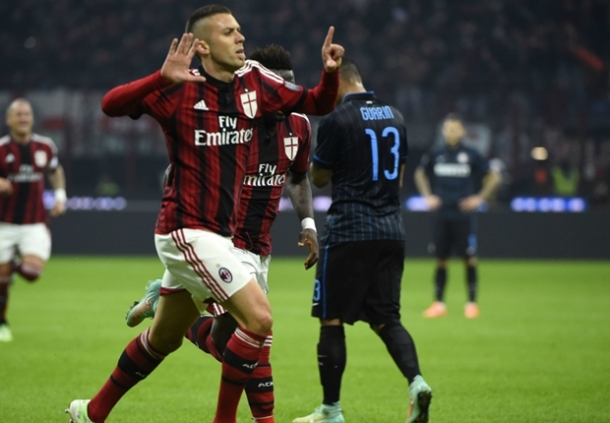 Jeremy Menez Man Of The Match Laga AC Milan Kontra Inter Milan