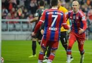 Bayern Munich 2-0 Freiburg