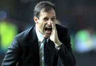 Max Allegri Akui Rasakan Senang Saat Juventus Dapat Juara Di Paruh Musim