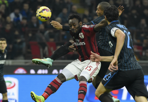 AC Milan Tahan Michael Essien Pegi Ke Major League