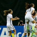 Amerika Serikat 2-0 Jerman