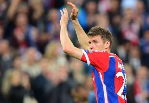 Bayern Munich Beri Pagar Tinggi Untuk Thomas Muller