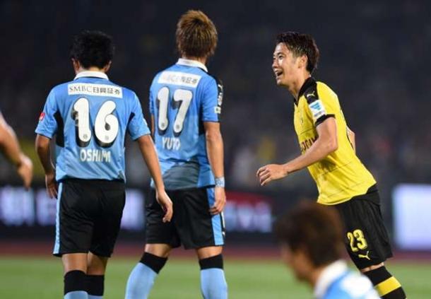 Borussia Dortmund Dapatkan Kemenangan Di Awal Tur Asia Mereka