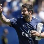 Roberto Manchini Sarankan Ezequiel Lavezzi Gabung Inter Milan